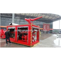 Containerized Fire Fighting System Fi-Fi System