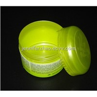 Cosmetic Jar, Plastic Jar Cream Box