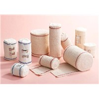 Crepe Bandage wound care