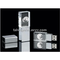 Crystal USB !!!Crystal Promotional USB Flash Drive, USB2.0 and 3.0 Interface