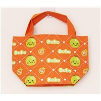 Cute design 420D small nylon tote bag