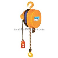 DHS type Electric Chain Hoist Lifting equipmet for construction