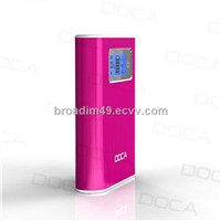 DOCA powerbank 12000mAh mobile power bank D568