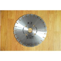 Diamond saw blade for granite/marble