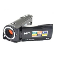 "Digital Camera 3.0"" TFT 5x optical zoom lens 1920 X 1080P Resolution 30fps Digital Video Camcorder"