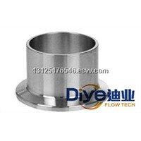 Diye Clamp End Sanitary Weld Ferrules