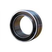 Double sealed spherical roller bearings