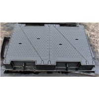 Ductile Iron Manhole Cover (1380X850MM)