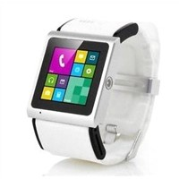 EC308 Watch Mobile Phone,Wrist Mobile Phone,Android Smart Watch Phone 4GB ROM MTK6517 Cortex
