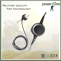 Ear bone conduction headset