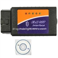 Elm327 V1.5 OBDII Bluetooth Car Diagnostic Interface Scanner ELM327 V1.5 Bluetooth ELM 327 Bluetooth