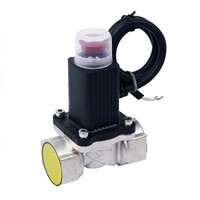 Emergency Gas Shut off Electromagnetic Valve
