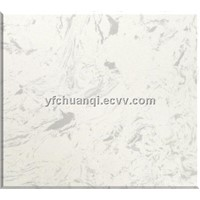 Engineered stone for flooring