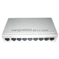 Ethernet Switch provides 8/16/24 10/100Mbps