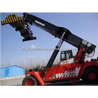 used FANTUZZI CS45KL reach stacker