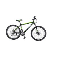 "FEIYING 26"" MOUNTAIN BICYCLE SHIMANO 21 SPEED , DISC BRAKE"