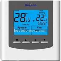 Fan Coil Room Thermostats for HVAC Systems
