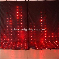 Farewell Performance LED Video Curtain Light 4*6M (BS-9016)