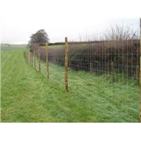 Field Fence - High Tensile Wire & Low Carbon Steel