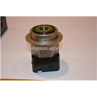 Flange output gearbox