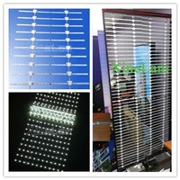 Flexible LatticeLED shutter - LED Curtain - LED Grid - LED backlight