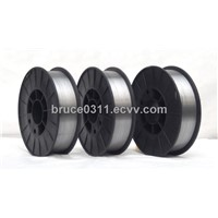 Flux cored welding wire for mild steel