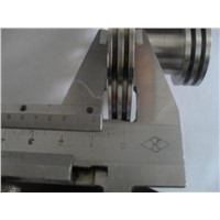 Food precision machining part
