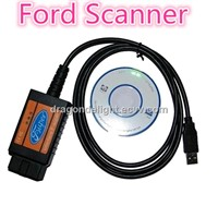 Ford Scanner USB Scan Tool Auto Diagnostic Tool Professional Ford Scanner USB Interface Auto