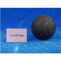 Forged steel media ball 140mm