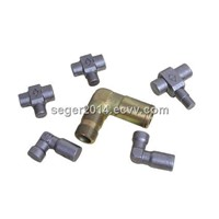 Forging Metal Steel Oil pipe fittings Joints
