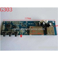 G303 MP3 PLYAER MODULE FROM CHINA
