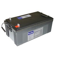 GB12-230 12v230ah lead acid rechargeable battery