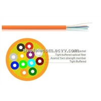 GJFJH Indoor Soft Fiber Cable