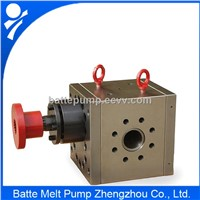 Gear Pump for plastic extrusions