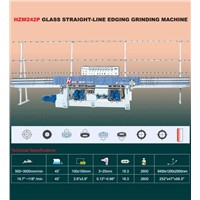 Glass Straight-Line Edging Machine (HZM242P)