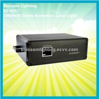 Green Laser 1000mw Animation Light (BS-6017)