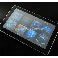 HD 800*480 7 inch GPS Navigator without BLUETOOTH&AV IN 4GB DDR 128M load new 3D map