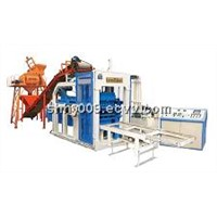 HY-QM4-12 Automatic Brick Making Machine In China
