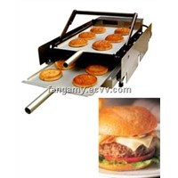 Hamburger Bread Baking Machine