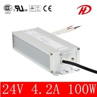 High Quality 12V 24V LED Driver 100W with CE RoHS Approved (LPV-100W)