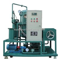 High Vacuum Cooking oil purifier,Stainless steel,Food grade material