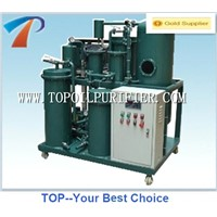 High quality hydraulic oil recovery machine with no pollution,broken emulsion,dewatering