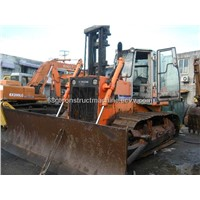 used Hitachi DX175 crawler bulldozer