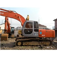 used Hitachi EX200-5 crawler excavator