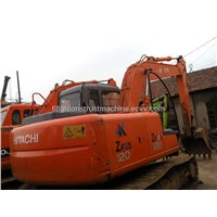 used Hitachi ZX120 crawler excavator