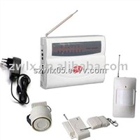 Home Security Intelligent Alarm System Control Panel