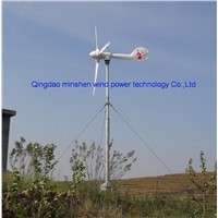 Home use wind generator system 3KW with CE