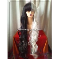 Hot Style Synthetic Fiber Wig