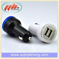 Hot sale dual usb car charger for iphone