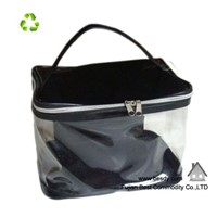 Hot selling! Clear Pvc Bag for Cosmetic Packing